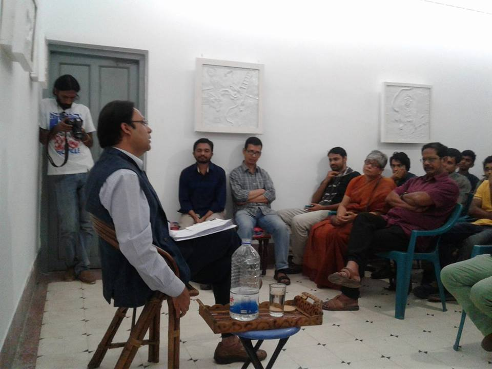 Literary Adda with Dr. Shahaduzzaman