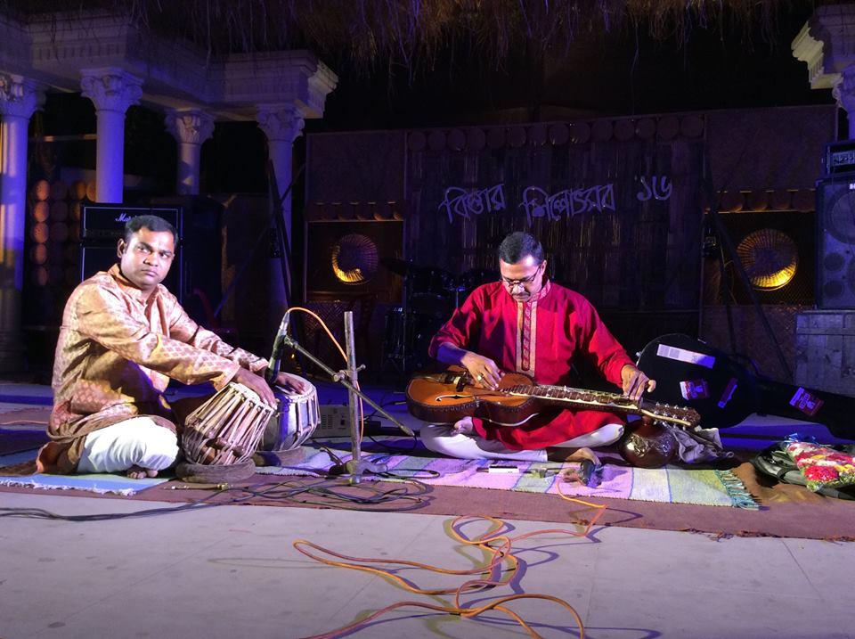 Second day of Bistaar Arts Festival 2016